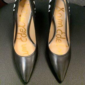 BRAND NEW Sam Edelman Hazel Logo Pointed Toe Heels